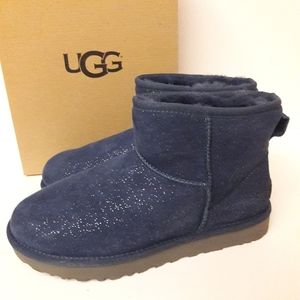 New UGG Classic Mini Milky Way Boots 9